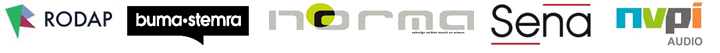 logo's muziekloket transparant